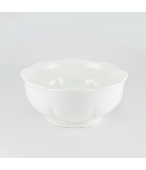 "Салатник 20см ""White"" ROYAL BONE CHINA"